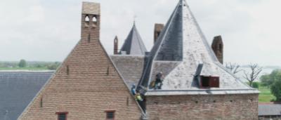 Kerken en kastelen -