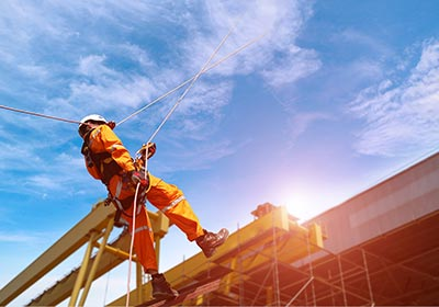 SkyPeople - Rope access specialist civiel