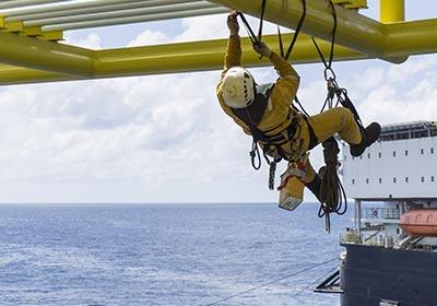 SkyPeople - Rope access specialist maritiem en offshore