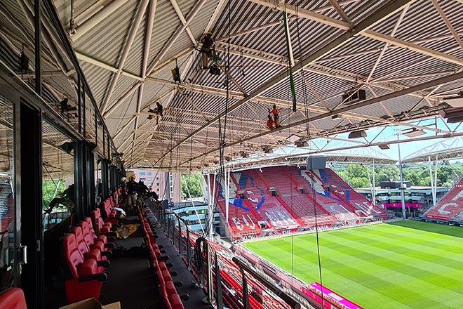 rope access specialists stadion galgenwaard utrecht