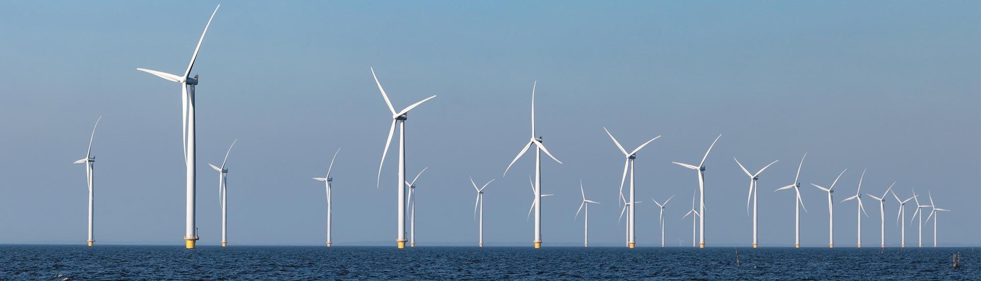 Rope access specialist windenergie